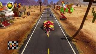 Sinyal Crash Bandicoot Remaster versi Xbox One Menguat