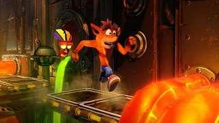 Crash Bandicoot PS4 Rajai Pasar Inggris