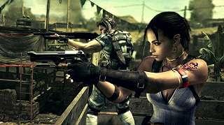 Resident Evil 5 Masih Seri RE Terlaris Hingga Saat Ini