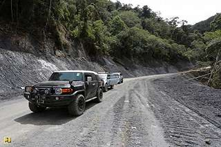 4 Kasus teror terhadap pekerja pembangunan jalan Trans Papua