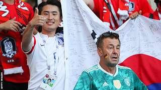 Jerman tersingkir dari Piala Dunia 2018 memunculkan meme kocak dan buat banyak orang senang