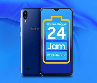 Hadir di Indonesia, Samsung Galaxy M10 Dibanderol 1,7 Juta Rupiah