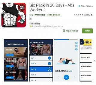 Pengen Badan Seperti Jojo, Ini Deretan Aplikasi Six Pack Maker Android Terbaik