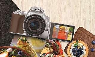 Inilah Keunggulan Canon EOS 200D II, DSLR Paling Kecil dan Ringan di Dunia