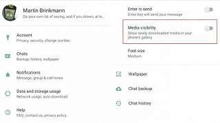 Cara Setop WhatsApp Simpan Otomatis Foto di Galeri Ponselmu