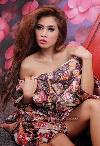 Koleksi Foto Hot Photo Ayunia Elfahrez Sexy Long Dress At Black Experience