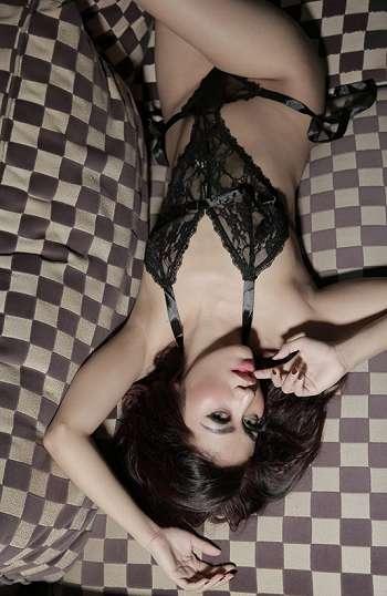 Koleksi Foto Gallery Foto Latisya Model Majalah Sisila