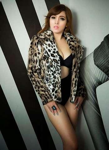 Koleksi Foto Zahra Jasmine On Male Magazine January