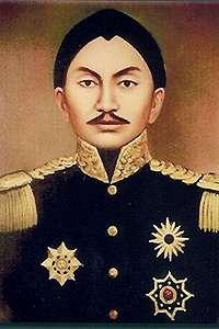 Raden Mas Sapardan - Sunan Pakubuwono VI