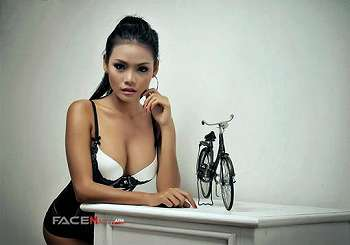 Koleksi Foto Aurora Lessa For Facemagz May