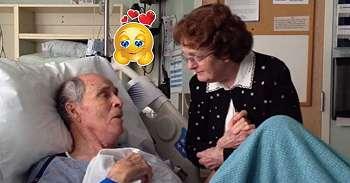 Kisah Inspiratif: Pria Berusia 86 Tahun itu Khawatir Akan Segera Meninggalkan Dunia ini, Lalu Ia Bernyanyi Duet dengan Istri yang Mendampinginya Selama 66 Tahun