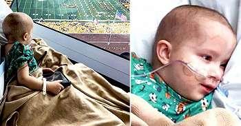 Kisah Inspiratif: (Video) Mengharukan Bocah Pasien Ini Selalu Dirundung Kesedihan. Suatu Hari Dia Melihat Sesuatu yang Menakjubkan di Luar Jendela. Itu Membuatnya Tersenyum