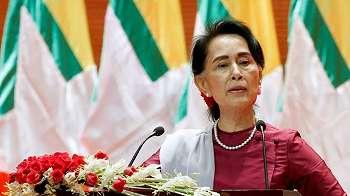 Aung San Suu Kyi: 'Sebagian besar Muslim Rohingya tidak mengungsi'