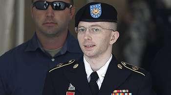 Obama pangkas hukuman Chelsea Manning prajurit transgender pembocor rahasia negara