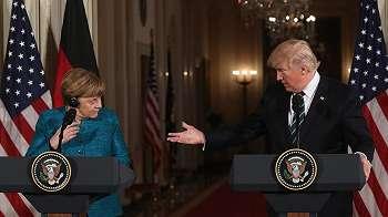 Trump kepada Merkel: 'Kita berdua disadap Obama'