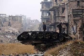Pemerintah Suriah dan 'oposisi bersenjata' sepakai gencatan senjata