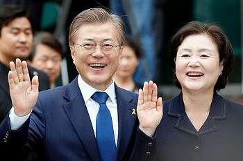 Korea Selatan memulai pemilihan umum untuk memilih presiden baru