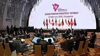 Australia masuk ASEAN? 'Sekedar indikator' kehangatan Presiden Joko Widodo