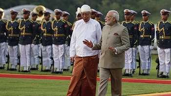 Mengapa India mengancam akan pulangkan warga Rohingya dari sana?