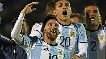 Selain Islandia dan Argentina, siapa yang telah lolos ke Piala Dunia 2018?