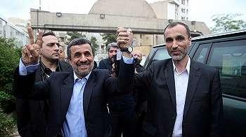 Rouhani lolos proses seleksi, Ahmadinejad gagal jadi capres Iran