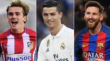 Ronaldo jadi unggulan utama untuk pemain terbaik FIFA