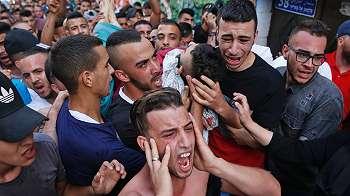 Tiga warga Palestina tewas dalam kericuhan di Jerusalem