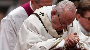 Paus Fransiskus bandingkan para pengungsi dengan Maria dan Yusuf