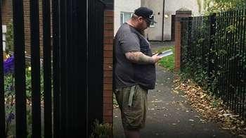 Pria ekstremis Inggris jadi mualaf setelah menonton video dan bertemu seorang Muslim