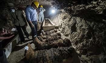 Makam Mumi Kuno Ditemukan di Mesir, Ini Isi di Dalamnya
