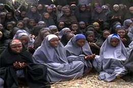 Gadis Chibok yang dibebaskan berkumpul dengan keluarga pada Hari Natal