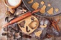 Sedang Menyiapkan Kue untuk Natal? Perhatikan 6 Tips Dasar Ini
