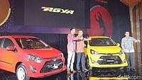 Toyota: Agya Takkan 'Makan' Calya dan Etios