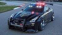Copzilla, Ketika Godzilla Jadi Mobil Polisi