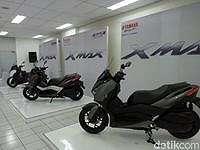1.000 Yamaha XMAX Sudah Terkirim ke Tangan Konsumen