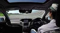 Mobil Tanpa Sopir, Honda Targetkan Tahun 2025