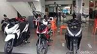Oktober, Hampir 579 Ribu Motor Baru Disebar di Jalanan Indonesia