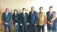 Nias & Sulawesi Utara Jajaki Kerjasama Pariwisata dengan Seychelles