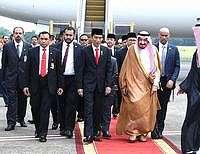 Sambut Raja Salman, Menteri Pariwisata Arief Yahya: Ahlan wa Sahlan