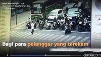 CCTV di Jakarta Juga Bisa Ngomelin Pelanggar Lalin