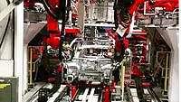 Intip Produksi Mobil Listrik Tesla Model 3 Yuk..