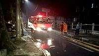 Truk Tangki yang Terbakar di SPBU Jagakarsa Memuat Pertalite