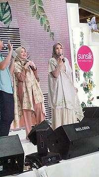 Juri Soraya Larasati & Terry Putri Beri Tips untuk Peserta Sunsilk Hijab Hunt