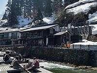 Inikah Desa Tercantik di Jepang Saat Musim Dingin?