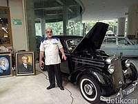 Dubes Arab Saudi Kolektor 4-5 Mobil Klasik Mercy