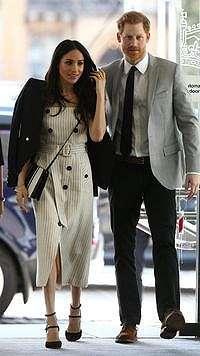 Pakaian Renang Gambar Wajah Pangeran Harry & Meghan Markle Jadi Viral