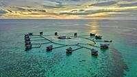 Pulo Cinta, Tempat Snorkeling Anya Gerladine dan Bio One