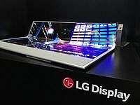 LG Buat Layar Fleksibel dan Transparan Jadi Kenyataan