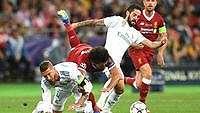 Mengenal Dislokasi Bahu yang Dialami Salah di Final Liga Champions
