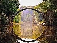 Namanya Jembatan Setan, Tapi Kok Cantik Ya